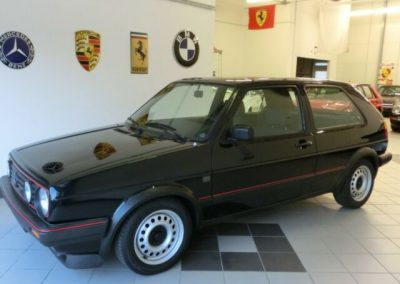 Volkswagen Golf GTi Dt.Fzg. 1Hd.1.KFZ-Brief 1.Lack 48000km