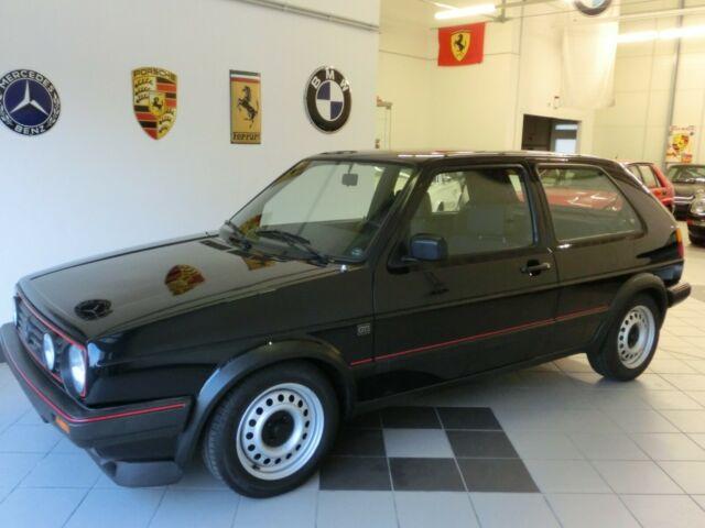 Volkswagen Golf GTi Dt.Fzg. 1Hd.1.KFZ-Brief 1.Lack 48000km