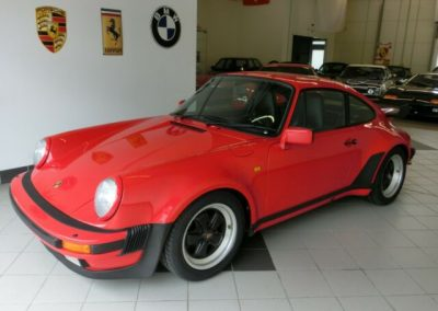 Porsche 911 Turbo 5-Gang Dt.Auslief.1.Lack Werksoriginal