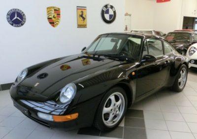Porsche 993 Carrera 2*3.8 X51 WLS*Dt.Fzg. 2.Hd *87000km*