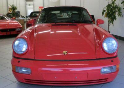 Porsche 964 Turbo 3.6 Dt.Fzg.nur 51600km 1.Lack*WIE NEU*